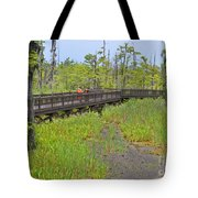 The Everglades Of Texas Tote Bag