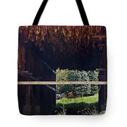 The Evil Weed Tote Bag