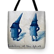The Evolution Of The Artist Tote Bag