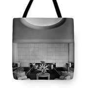 The Executive Lounge At The Ford Exposition Tote Bag