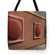 The Exhibition Tote Bag