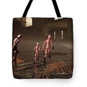 The Exiles Sojourn Tote Bag