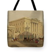 The Exterior Of Apsley House, 1853 Tote Bag