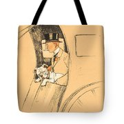The Extra Passenger Tote Bag