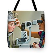The Eye Doctor Tote Bag