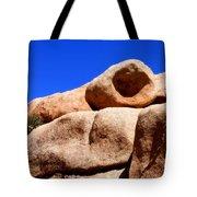 The Eye Of Joshua Tree By Diana Sainz Tote Bag