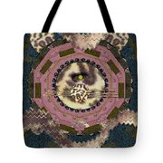 The Eye Of The Hidden Tiger Tote Bag