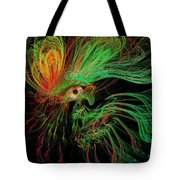 The Eye Of The Medusa Tote Bag