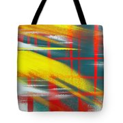 The Eye Of The Storm Tote Bag
