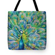 The Eyes Have It Tote Bag by Nancy Cupp