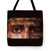 The Eyes Of Eternal Love Tote Bag