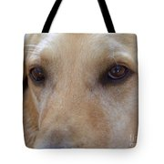 The Eyes Say It All Tote Bag