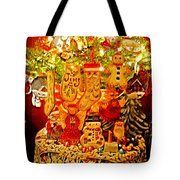 The Faa Artistic Merit Award  Tote Bag