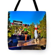 The Fabulous Kingpins Tote Bag