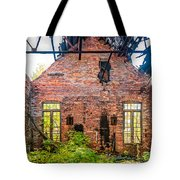 The Factory Interior Tote Bag