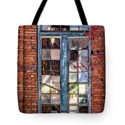 The Factory Window Tote Bag