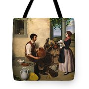The Faience Restorer Tote Bag