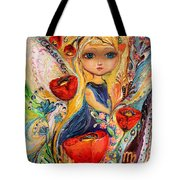 The Fairies Of Zodiac Series - Virgo Tote Bag