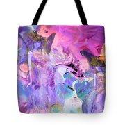 The Fairy Garden  Tote Bag