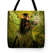 The Fairy Of Clairvoyant Tote Bag