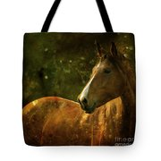 The Fairytale Horse Tote Bag