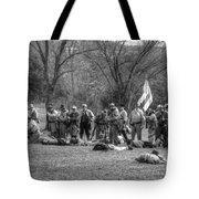 The Fallen Civil War Tote Bag