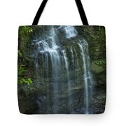 The Falls From Above Tote Bag