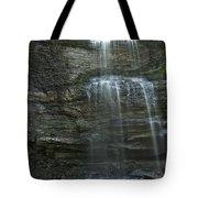 The Falls From Below Tote Bag