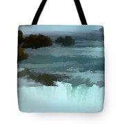 The Falls-oil Effect Image Tote Bag