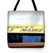 The Family Market Tote Bag