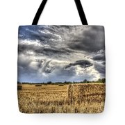 The Farm In The Summer Tote Bag