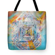 The Fathers House Tote Bag