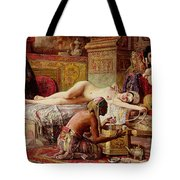 The Favorite Of The Harem Tote Bag