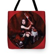 The Fearful Tote Bag