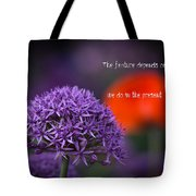 The Feature Tote Bag