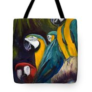 The Feisty One Tote Bag