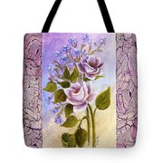 The Feminine Touch Tote Bag