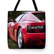 The Ferrari 512 Tote Bag