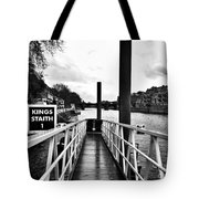The Ferry Terminal York Tote Bag