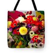 The Festive Table Tote Bag