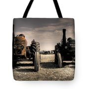 The Field Marshall's Tote Bag