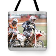 The Final Battle  Tote Bag
