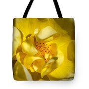 The Finer Things Tote Bag by Valeria Donaldson