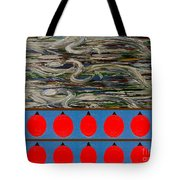 The Finishing Line Tote Bag