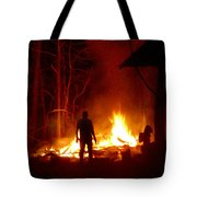 The Fire Starter Tote Bag