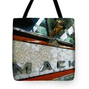 The Fire Truck Tote Bag