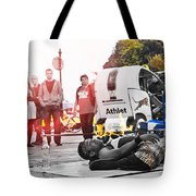 The Fire Untachable Tote Bag