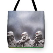 The Firing Squad Tote Bag