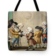 The First Approach, C.1790 Tote Bag