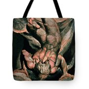 The First Book Of Urizen Tote Bag